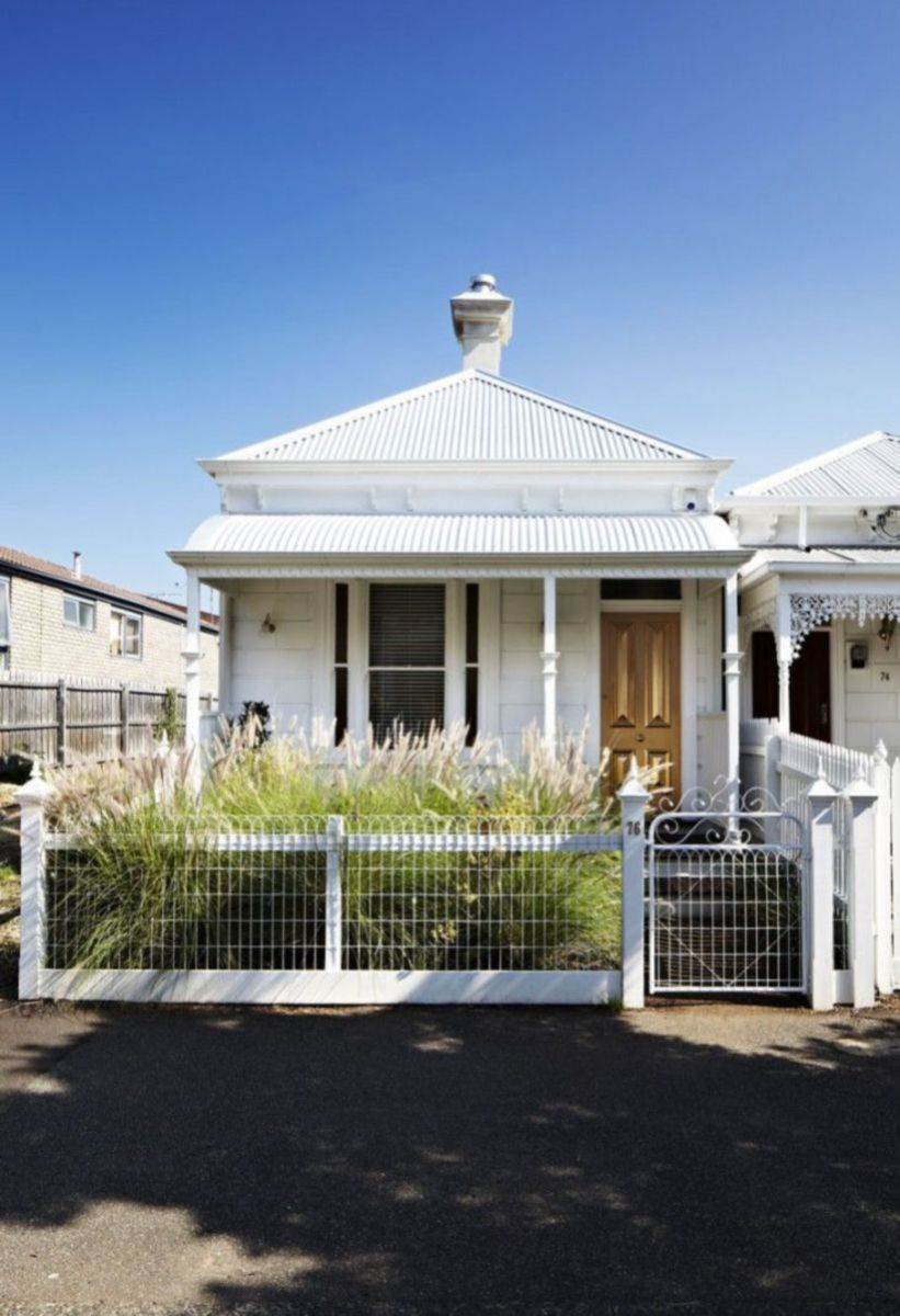 Exclusive and modern minimalist fence design ideas 33