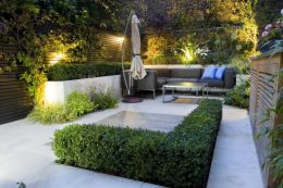 Exclusive and modern minimalist fence design ideas 41