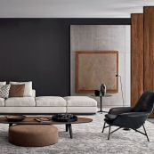 Fresh neutral color scheme for modern interior design ideas 12