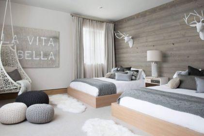 Fresh neutral color scheme for modern interior design ideas 31