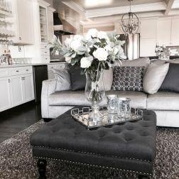 Fresh neutral color scheme for modern interior design ideas 45