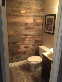 Gorgeous farmhouse master bathroom decorating ideas (27)