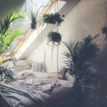 Inspired boho bedroom decorating ideas on a budget 13