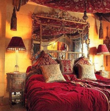 Inspired boho bedroom decorating ideas on a budget 28