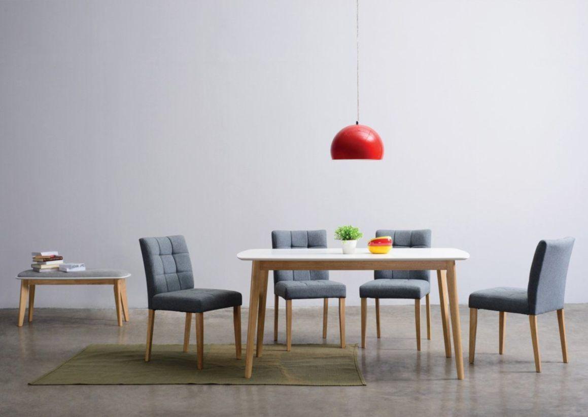 Luxury scandinavian taste dining room ideas (34)