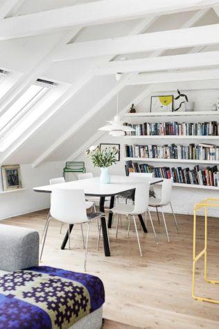 Luxury scandinavian taste dining room ideas (48)