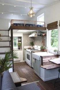 Perfect interior design ideas for tiny house 07