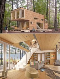 Perfect interior design ideas for tiny house 17
