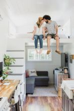 Perfect interior design ideas for tiny house 24