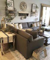 Simply and cozy farmhouse wall decor ideas (10)
