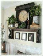 Simply and cozy farmhouse wall decor ideas (13)