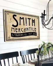 Simply and cozy farmhouse wall decor ideas (21)