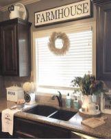 Simply and cozy farmhouse wall decor ideas (3)