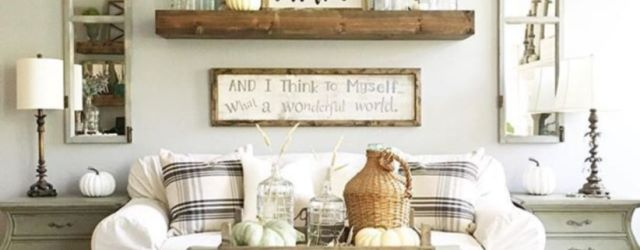 Simply and cozy farmhouse wall decor ideas (36)