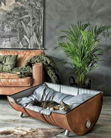 Admirable diy pet bed 16