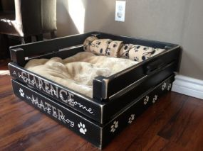 Admirable diy pet bed 38
