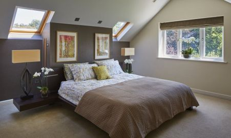 Astounding bedrooms with skylights that everyone will adore 09