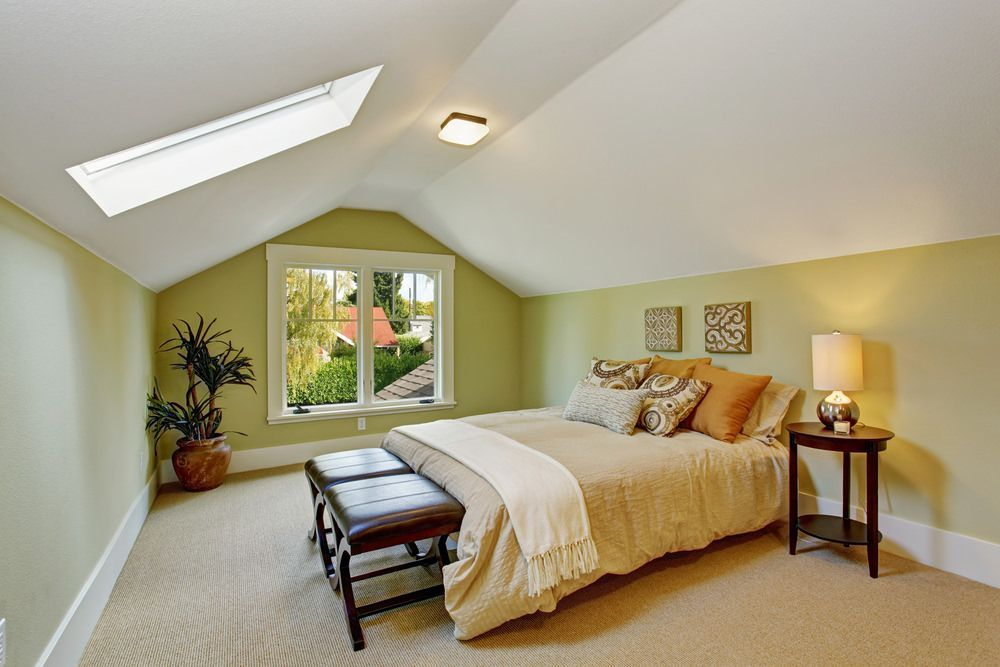 Astounding bedrooms with skylights that everyone will adore 23