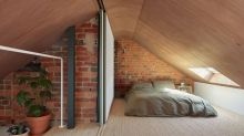 Astounding bedrooms with skylights that everyone will adore 37