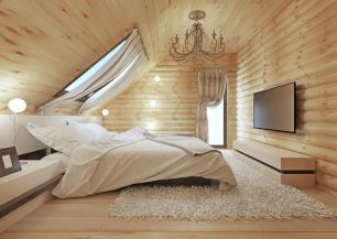 Astounding bedrooms with skylights that everyone will adore 39