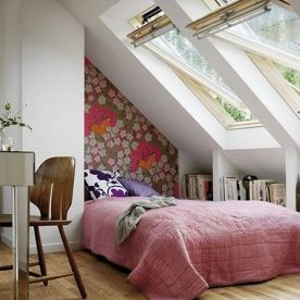 Astounding bedrooms with skylights that everyone will adore 41