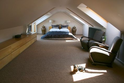 Astounding bedrooms with skylights that everyone will adore 44