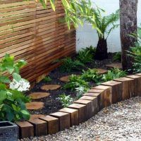 Awesome ways to creatively edge your garden 15