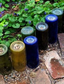 Awesome ways to creatively edge your garden 40