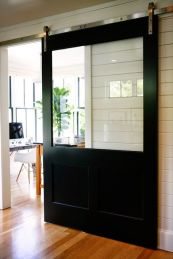 Best way using barn doors inside 03