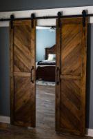 Best way using barn doors inside 13