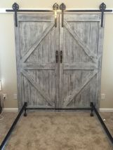 Best way using barn doors inside 38