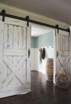 Best way using barn doors inside 39