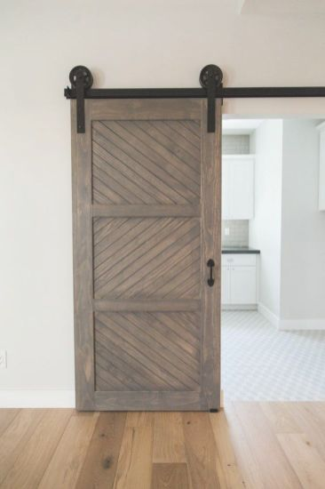 Best way using barn doors inside 43
