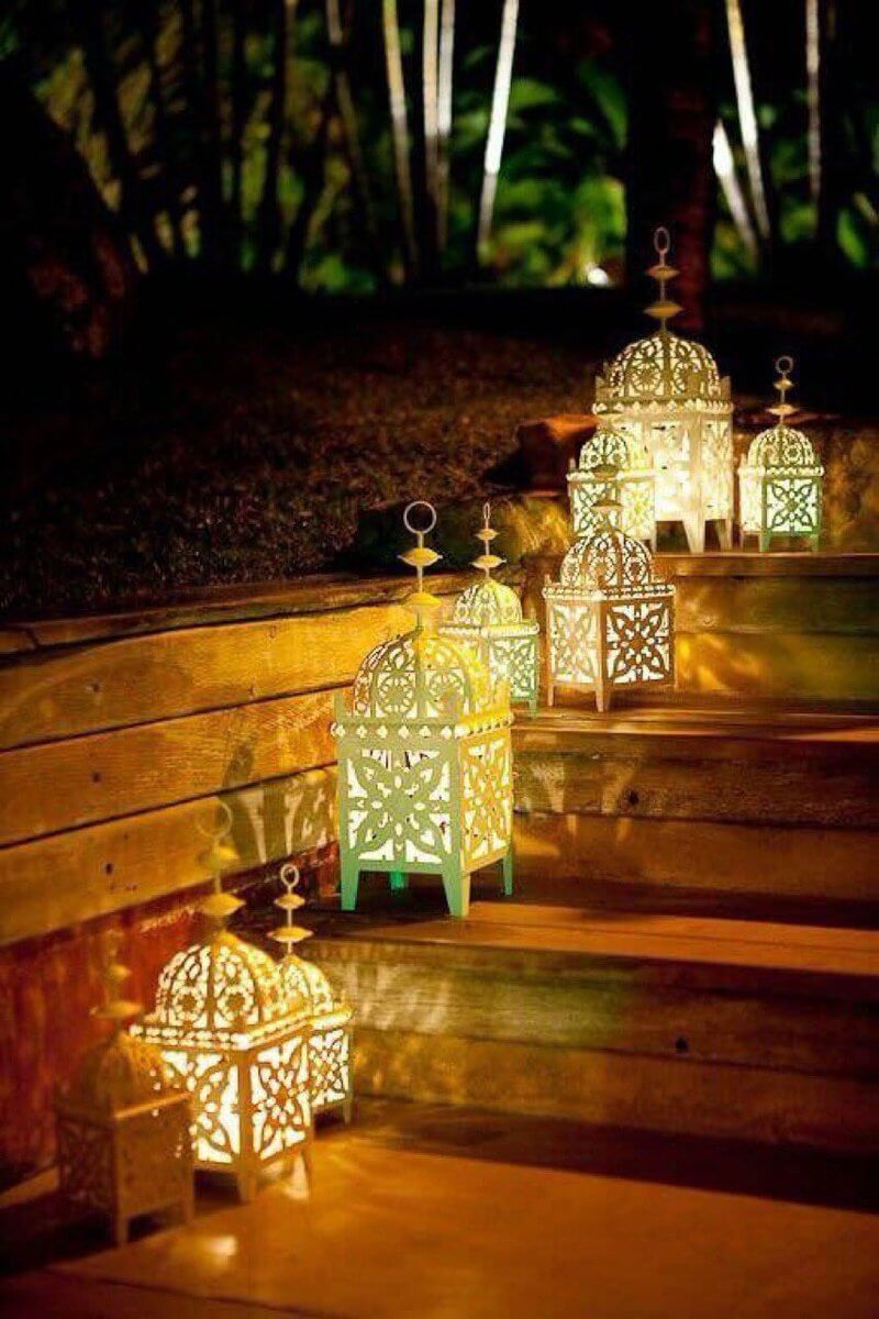 Catcht outdoor lighting ideas light garden style 20