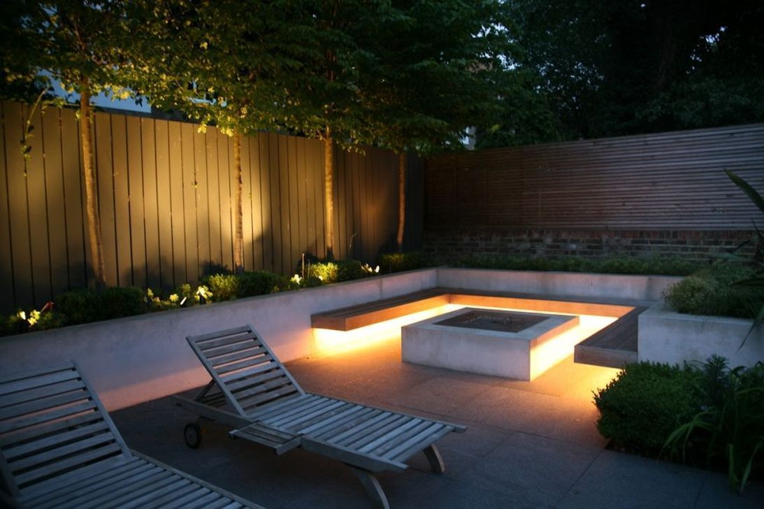 Catcht outdoor lighting ideas light garden style 29