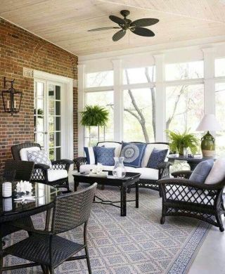 Creative best sunroom designs 11