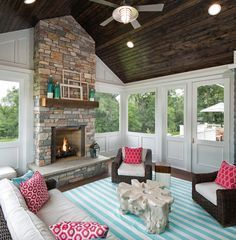 Creative best sunroom designs 14
