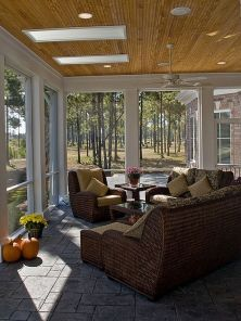 Creative best sunroom designs 17
