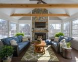 Creative best sunroom designs 28