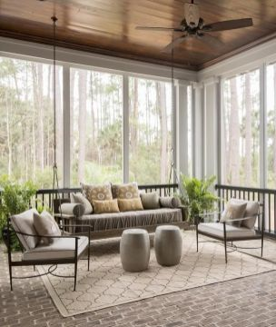 Creative best sunroom designs 31