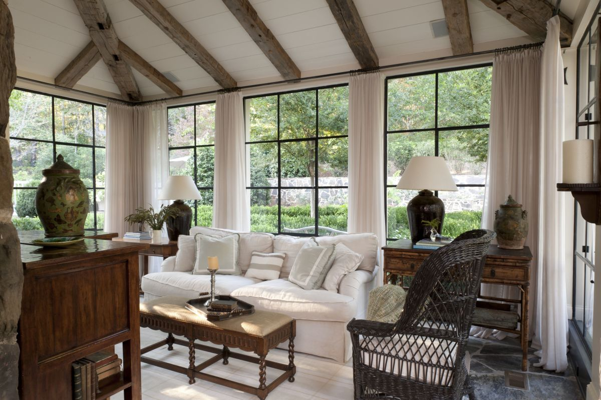 Creative best sunroom designs 33