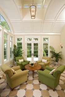 Creative best sunroom designs 44