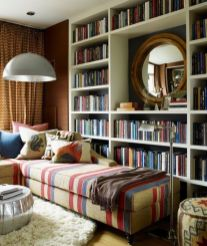 Delightful home libraries perfect book collection 20