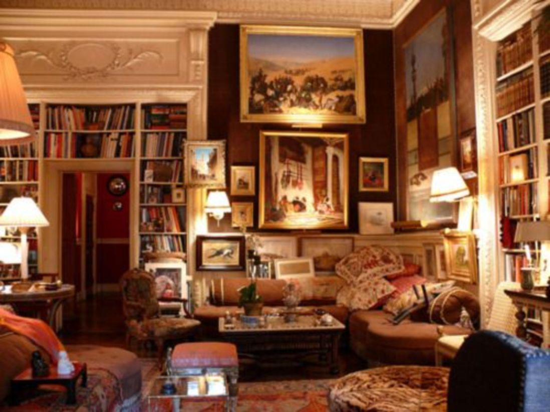 Delightful home libraries perfect book collection 33