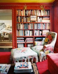 Delightful home libraries perfect book collection 37