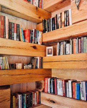 Delightful home libraries perfect book collection 39