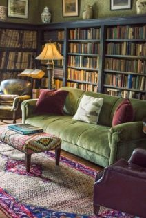 Delightful home libraries perfect book collection 41