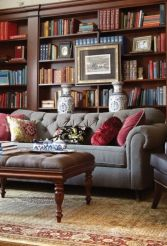 Delightful home libraries perfect book collection 44