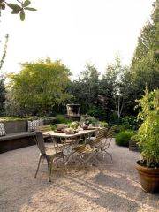Easy and cheap outdoor spaces 10