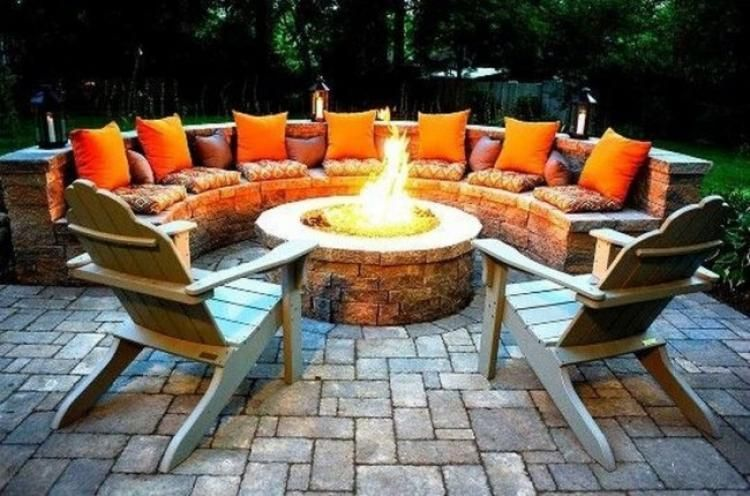 Easy and cheap outdoor spaces 21